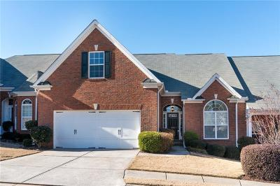 Woodstock Condo/Townhouse For Sale: 206 Claremore Drive