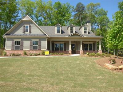 Powder Springs Single Family Home For Sale: 1270 Chipmunk Forest Chase