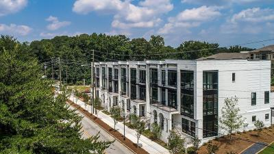 Brookhaven Condo/Townhouse For Sale: 2528 Appledon Place #9