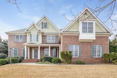 Marietta Single Family Home For Sale: 501 Towneside Lane