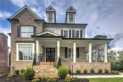 Smyrna GA Single Family Home For Sale: $899,000