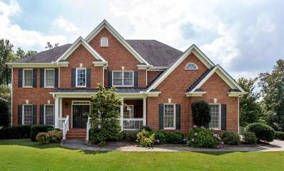 Kennesaw Single Family Home For Sale: 1006 Tyle Street NW