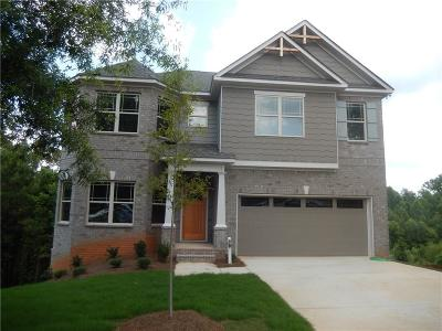Dacula Single Family Home For Sale: 3283 Holly Glen Court