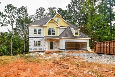The Preserve At Wild Rose Single Family Home For Sale: 5840 Lady Bank Way