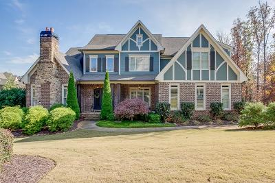 Braselton Single Family Home For Sale: 2164 Northern Oak Drive