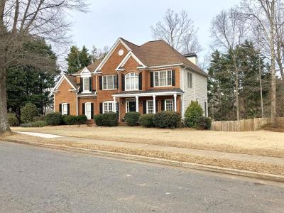 Kennesaw Single Family Home For Sale: 2968 Winterthur Close NW