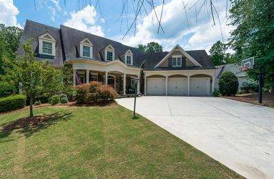 Marietta Single Family Home For Sale: 447 Shadowlawn Road