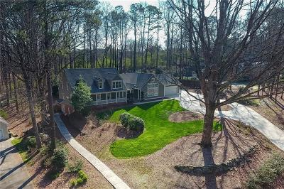 Roswell Single Family Home For Sale: 255 Spring Creek Road
