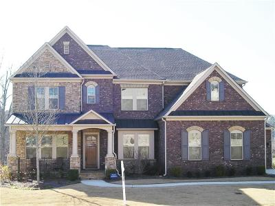 Suwanee Single Family Home For Sale: 5905 Read Road
