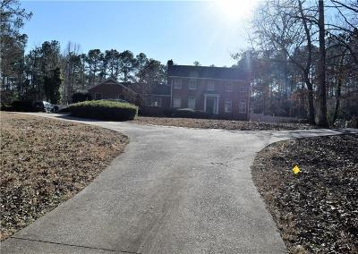 Fayetteville Single Family Home For Sale: 160 Stearnman Road