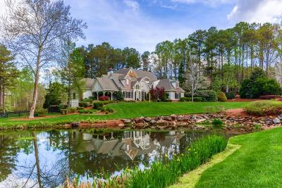 Alpharetta Single Family Home For Sale: 940 Pleasant Hollow Trail