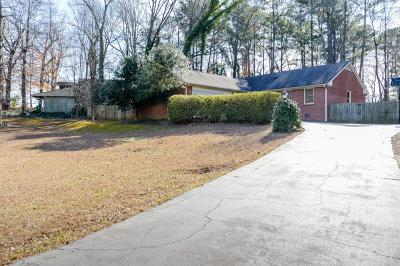 Dunwoody Single Family Home For Sale: 2471 Glenbonnie Drive