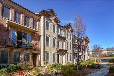 Norcross Condo/Townhouse For Sale: 5930 Redwine Street #5930