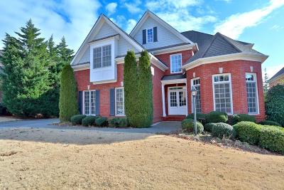 Marietta Single Family Home For Sale: 422 Wallis Farm Way