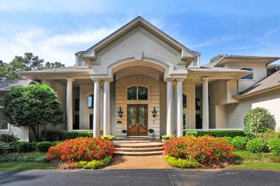 Roswell GA Single Family Home For Sale: $1,999,900