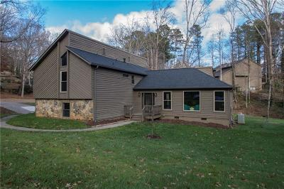 Marietta Single Family Home For Sale: 4582 Stone Hollow Way
