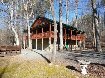 Ellijay Single Family Home For Sale: 1143 Zenith Trail