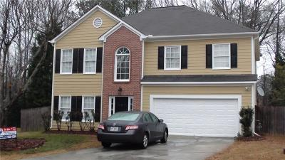 Roswell Single Family Home For Sale: 195 Foe Creek Court