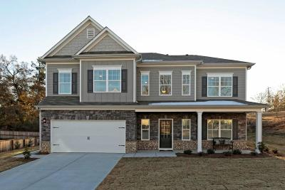 Dacula Single Family Home For Sale: 2803 Blackthorne Trace