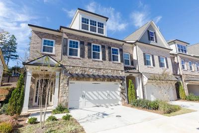 Roswell Condo/Townhouse For Sale: 3283 Artessa Lane