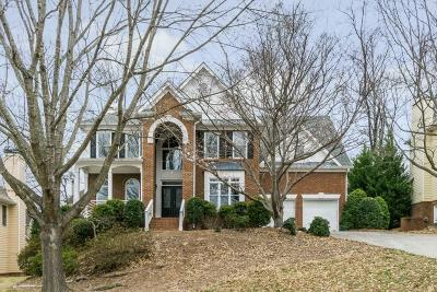 Dacula Single Family Home For Sale: 3338 Greens Ridge Court