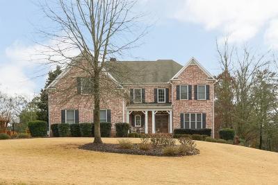 Marietta Single Family Home For Sale: 3025 Moss Stone Lane