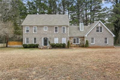 Alpharetta Single Family Home For Sale: 12765 Bethany Road
