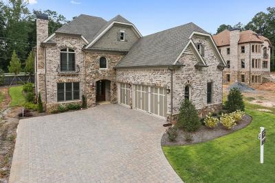 Marietta Single Family Home For Sale: 2570 Winter Haven Lane