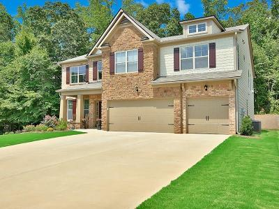 Acworth Single Family Home For Sale: 704 Declaration Court