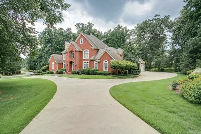 Braselton Single Family Home For Sale: 1870 Kathy Whitworth Drive