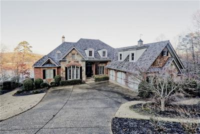 Dawsonville Single Family Home For Sale: 494 River Overlook Road