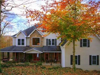 Talking Rock Single Family Home For Sale: 128 Grizzle Court