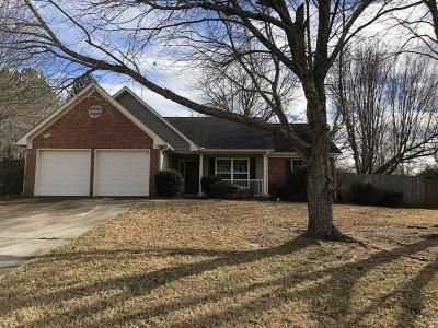 Covington Single Family Home For Sale: 60 Cinnamon Fern Circle