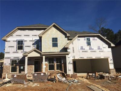 Dacula Single Family Home For Sale: 2071 Browning Bend Court