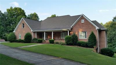 Ball Ground Single Family Home For Sale: 380 Roy Haynes Drive