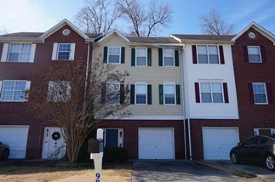 Cartersville Condo/Townhouse For Sale: 99 Westside Chase SW #99