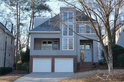 Brookhaven Single Family Home For Sale: 1401 Tugaloo Drive