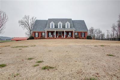 Adairsville Single Family Home For Sale: 351 Jarrett Loop