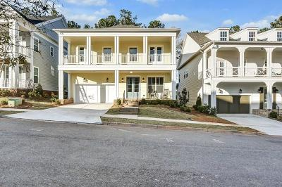 Alpharetta GA Single Family Home For Sale: $606,772