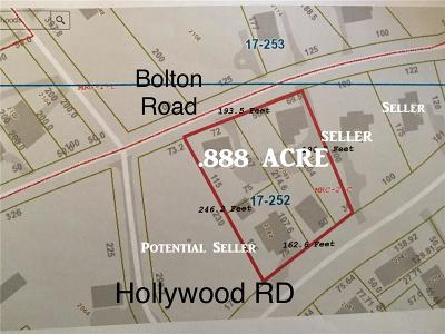 Atlanta Residential Lots & Land For Sale: 2115 Bolton Road NW