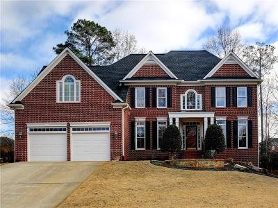 Marietta Single Family Home For Sale: 2912 Perrington Way