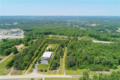 Commercial For Sale: 5374 Thompson Mill Road