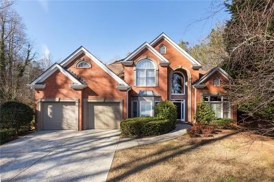 Marietta Single Family Home For Sale: 2943 Nestle Creek Drive