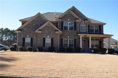 Powder Springs Single Family Home For Sale: 4129 Vine Ridge Drive