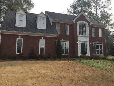 Johns Creek Single Family Home For Sale: 335 Pennbrooke Trace