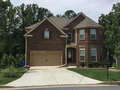 Cumming Single Family Home For Sale: 7170 Rocking Horse Lane