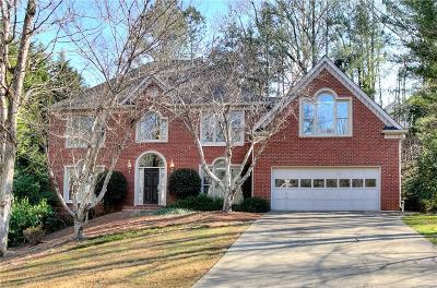 Marietta Single Family Home For Sale: 1944 Fields Pond Drive