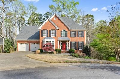 Marietta Single Family Home For Sale: 934 Cornwall Court SW
