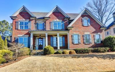 Single Family Home For Sale: 5256 Creek Walk Circle