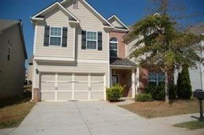 Braselton Rental For Rent: 5731 Apple Grove Road